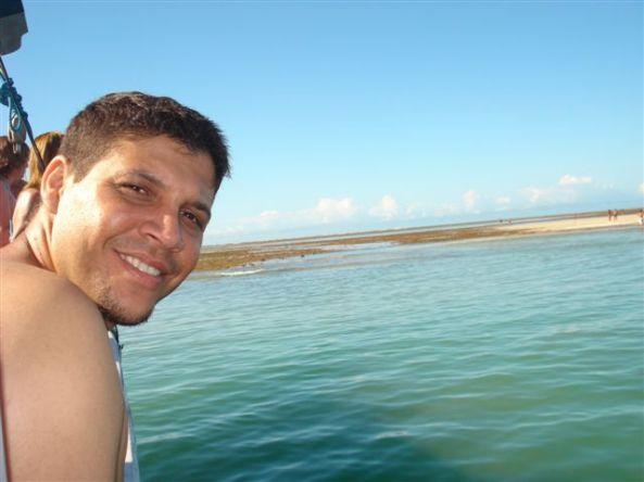 Chegando no Recife de Fora