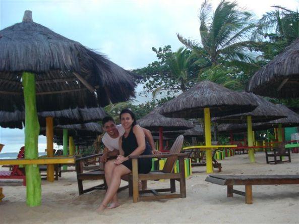 Tranquilidade na praia