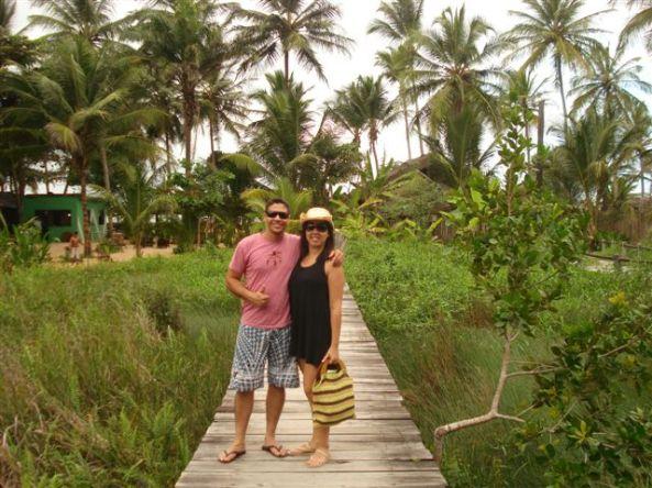 Acesso à Praia Verde