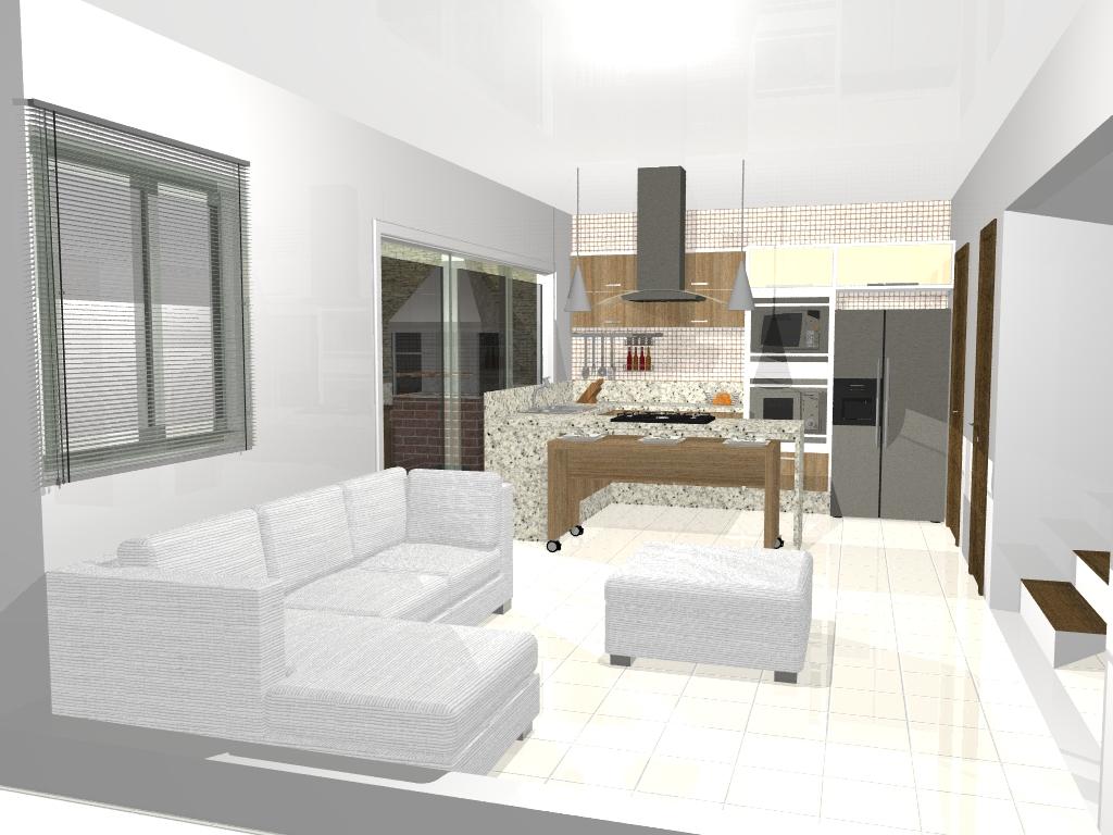 projeto de cozinha Dias a Dois #A76324 1024 768