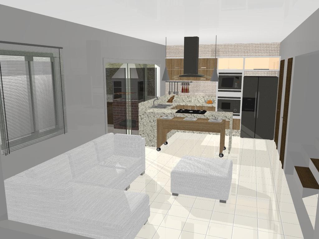 projeto de cozinha Dias a Dois #A46227 1024 768